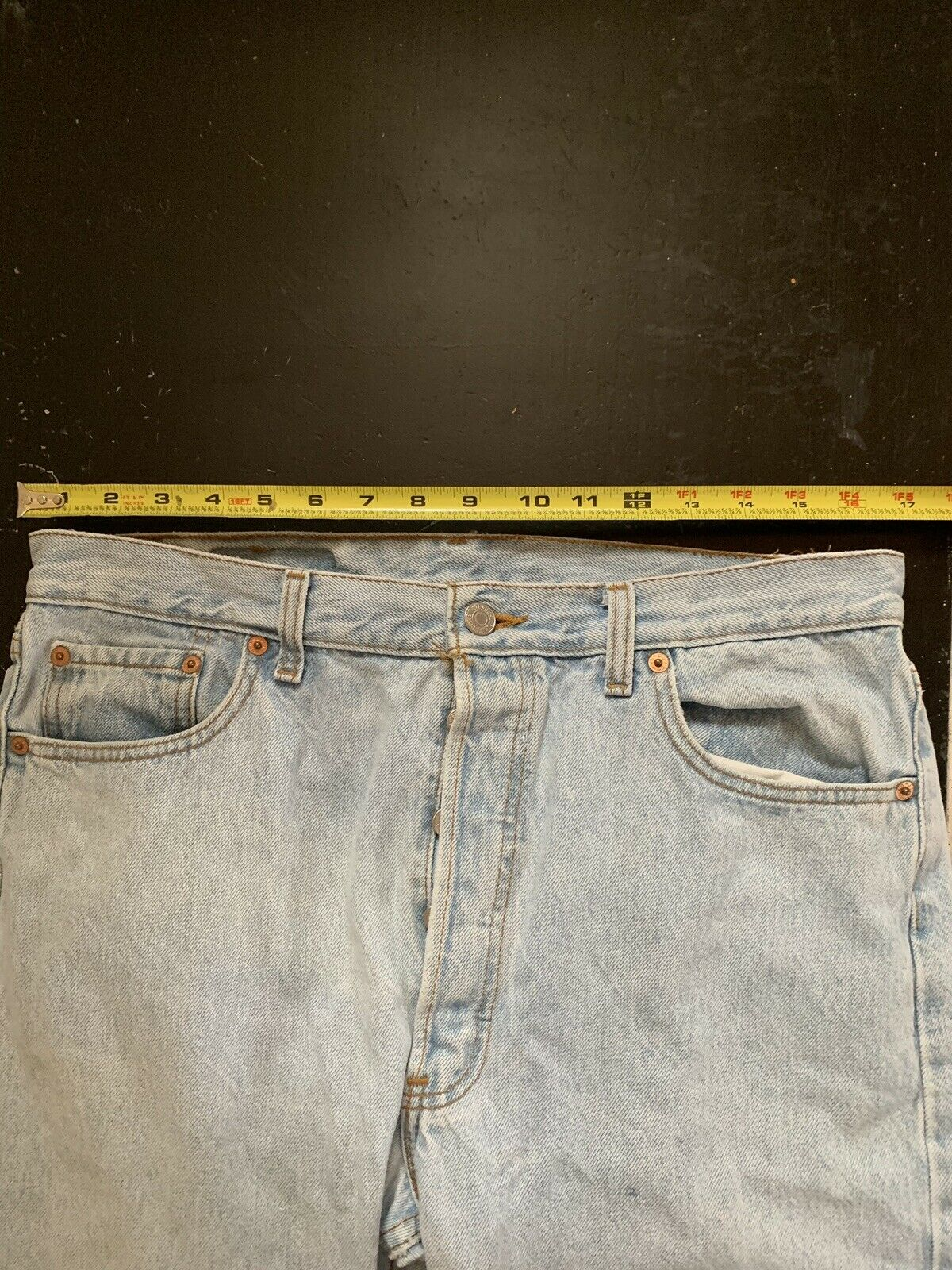 Levis Vintage 501 Made In USA - image 5