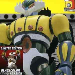 Evolution-Toy-Dynamite-Action-No-20-Kotetsu-Jeeg-Robot-D-039-acciaio-Black-Version