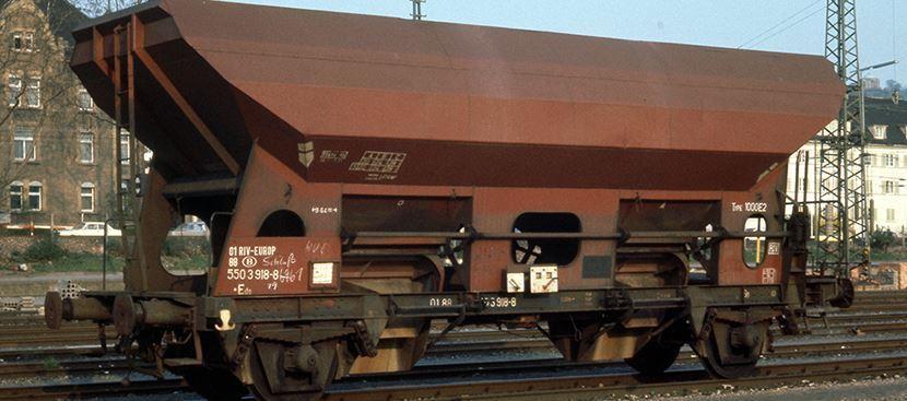 Brawa 49508 Offener Güterwagen Eds Type 1000 E2 der SNCB