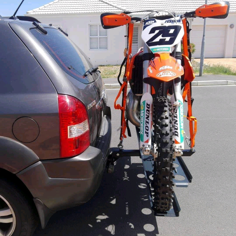 xramp bike carrier