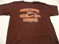 Occ Orange County Choppers Mens Large Brown T-shirt With Tags