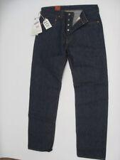 NWT LVC Levi's Vintage Clothing 1966 501 Big E Jeans RIGID USA Size 33 X 34