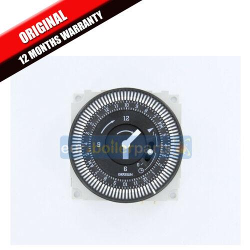 Heatline C24 /& C28 chaudière horloge mécanique minuterie 3003200045 NEUF