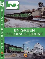 BN GREEN COLORADO SCENE TELL TALE PRODUCTIONS NEW DVD VIDEO