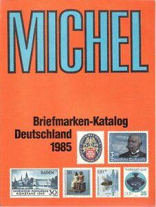 Michel-Briefmarken-Katalog-Deutschland-1985
