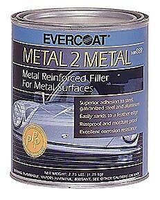FIBRE GLASS-EVERCOAT Metal-2-Metal� 1-Quart 889