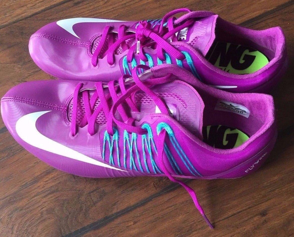 Nike zoom celar v 5 sprint alle corse dei spike blu iper - viola - blu spike bianco 629226-514 86e700