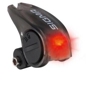 luce posteriore dinamo al portapacchi MV-TEK illuminazione bici