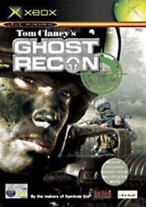 Tom-CLANCY-S-GHOST-RECON-Original-Xbox-Spiel