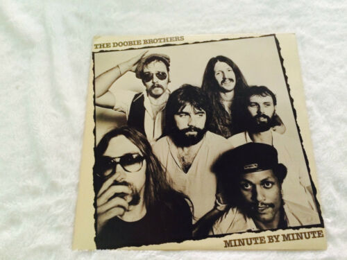 Vintage LP Album 33 rpm Minute By Minute The Doobie Brothers WB Records BSK 3193