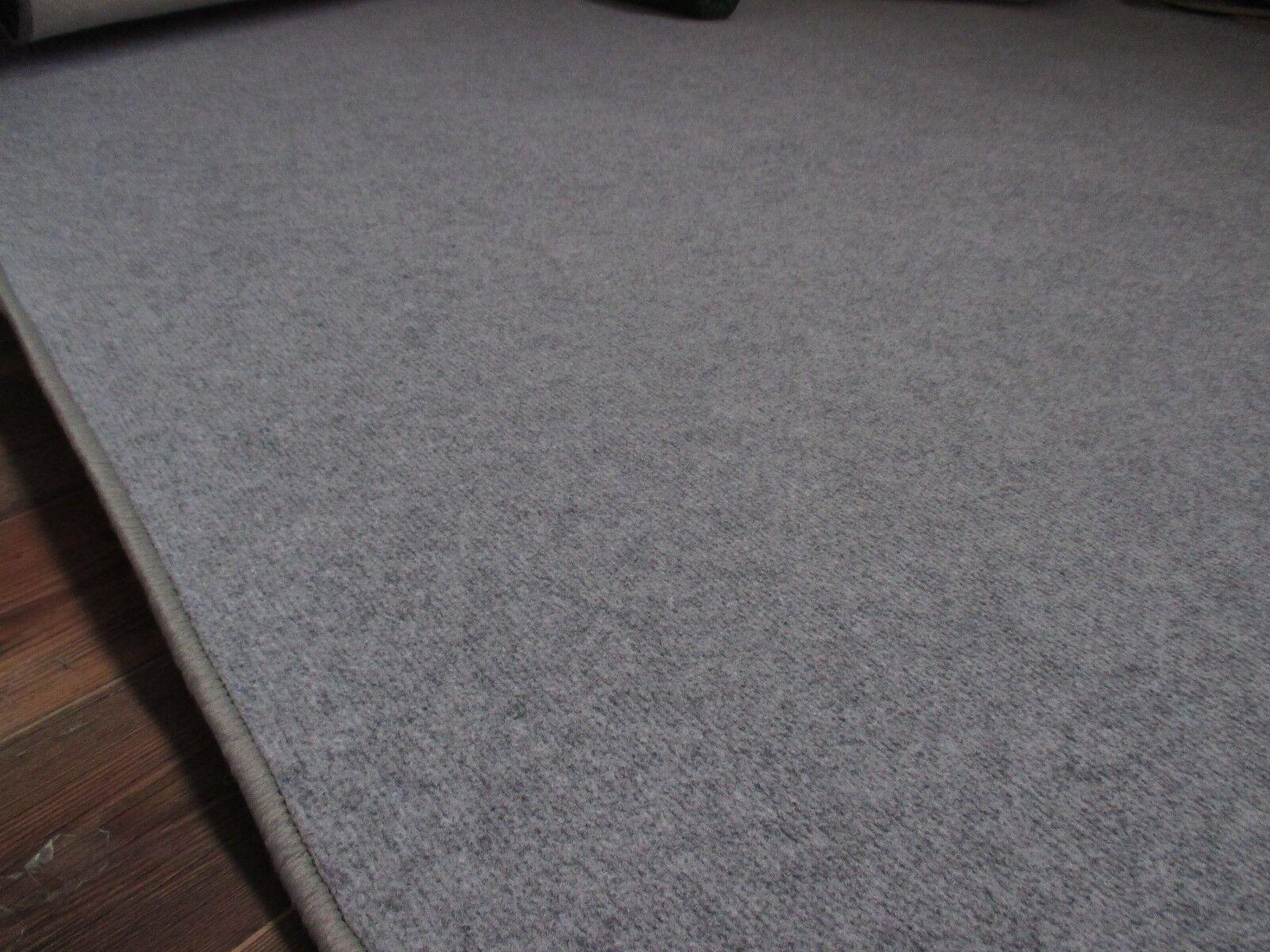 Teppich Basic uni grau grau grau 200 x 300 cm NEU 487981