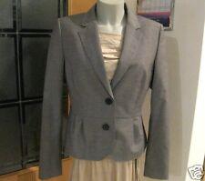 3x Business-Blazer Jacke 38-40 Esprit grau / Genesy Kunstleder schwarz  Polo USA