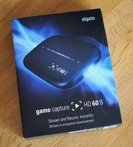 Details about Elgato Game Capture HD60 S - Stream & Record in 1080p60, for  PS4, Xbox One & 360
