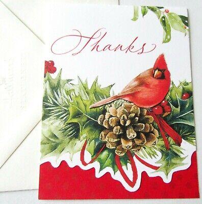 Hallmark Marjolein Bastin Nature/'s 1996 Christmas Holly Birds Holidays Stickers