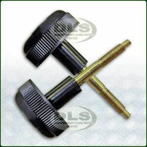 image is loading fuse-box-cover-screw-set-land-rover-defender-