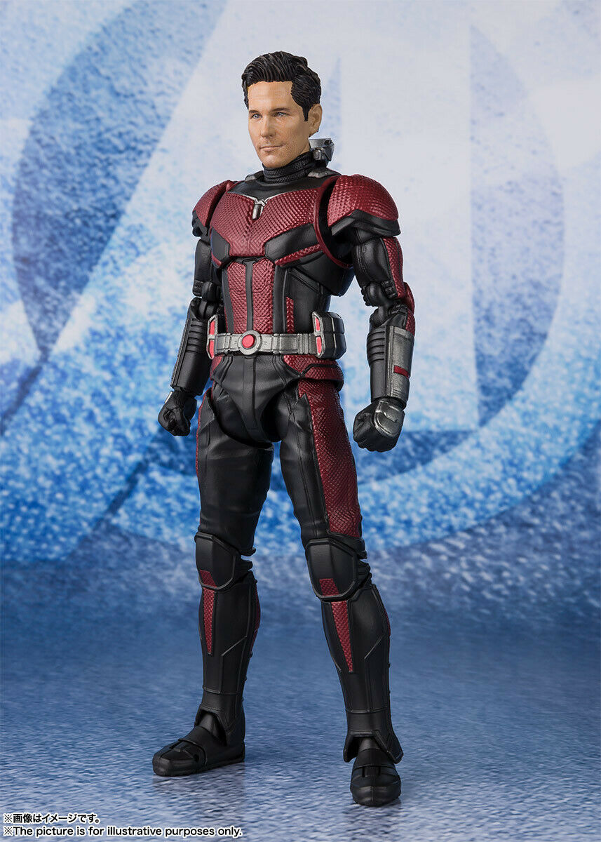 Bandai S.H.Figuarts Ant-Man (Avengers   End Game) Japan version