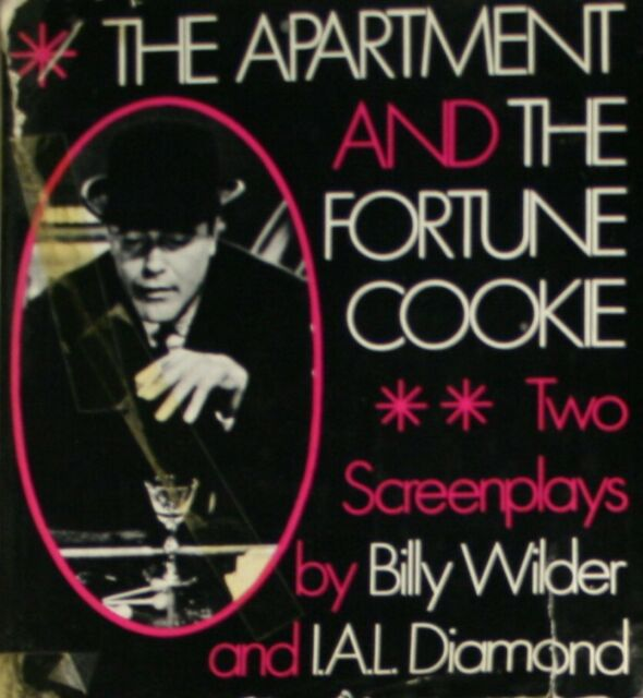 The Apartment, Diamond, I.A.L.,Wilder, Billy, Very Good Book