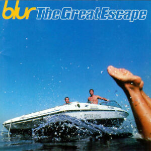 Blur-The-Great-Escape-CD-NEW-SEALED-SPEEDYPOST