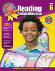 Reading Comprehension, Grade 6 by Carson Dellosa Publishing Company (Paperback / softback, 2011)