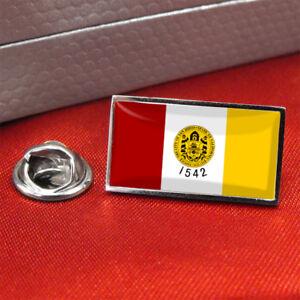 San Diego Bandera Pin De Solapa Insignia / tie Pin  </span>