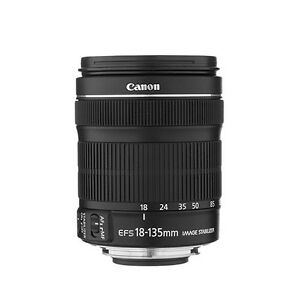 Canon Ef-s 18-135mm F/3.5-5.6 Is Stm Lens - Brand