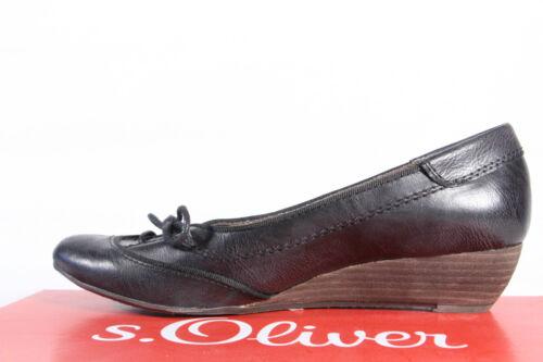 Shoes Ballerina Nero Slipper oliver Pumps Nuovo S qtwTnSz1xU