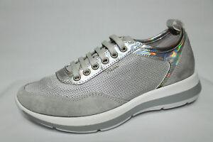 Frau Made Grigio Italy E Sneakers Listino 42s4 20 €99 In Argento 4dwqXFU