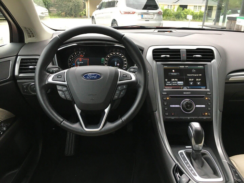 Ford Mondeo 2,0 TDCi 150 Titanium stc. aut. - billede 11