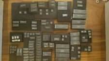Lot Of Assorted Ics See Description For List Of Ics 443 Pieces Nos