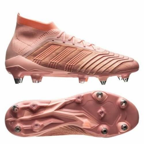 Adidas Predator 18.1 SG Soft Ground Football boots-trace rose