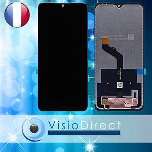 """Ecran complet Vitre tactile + LCD pour téléphone portable Nokia 7.2 6.3"""" NOIR"""
