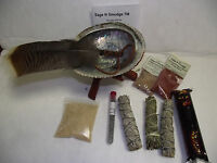 Sage White Smudge Kit Gift Set