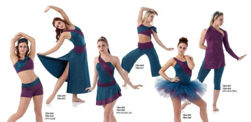 AM AS Gauchos ONLY Jazz Tap Ballet Dance MY OWN WAY Make Your Own Costume CXL