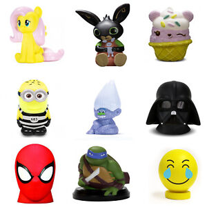 Official-Kids-Characters-Novelty-Illumi-Mates-Bedroom-Night-LED-Lamp-Light-Gift