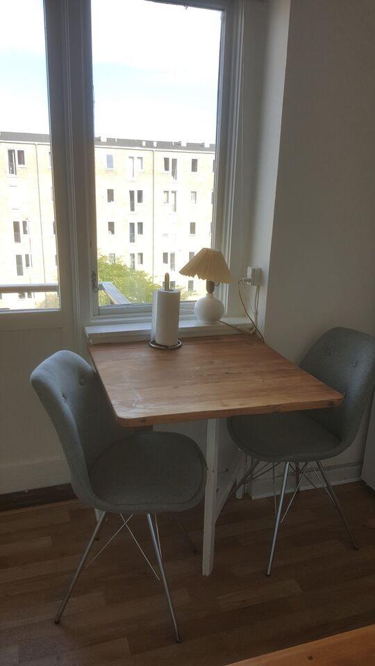 2400 1 vær. lejlighed, 45 m2, Fredeiksborgvej 50