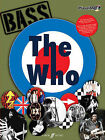 The  Who  Authentic Bass Playalong: (Bass Guitar Tab Songbook) by The Who (Mixed media product, 2008)