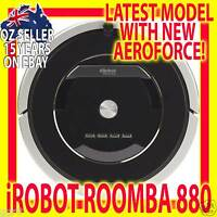 iRobot Roomba 880 Robotic Vacuum Cleaner Vacuums