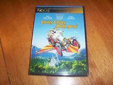 CHITTY CHITTY BANG BANG Dick Van Dyke Children's Classic Movie DVD NEW