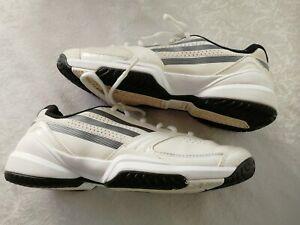 Details 5 Schuhe Sportschuhe Hallen 36 Weiß Adidas zu Sport 3 Mädchen Größe XPkiZTuO