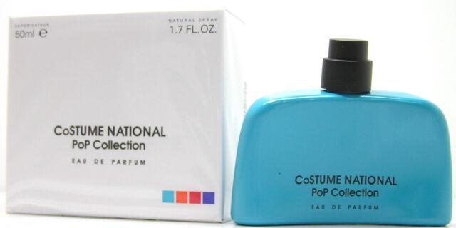 Costume National Pop Collection Eau de Parfum / Edp Spray 50ML (Turquesa)