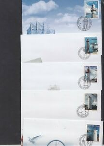 Latvia-2006-2014-2015-2016-2017-First-day-Cover-FDC-Riga-pictorial-h-s