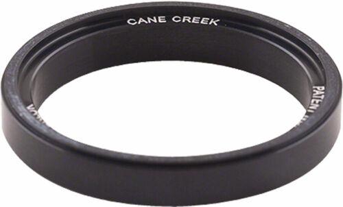 110-Series Alloy Interlok Cane Creek 110-Series 5mm Interlok Spacer Black