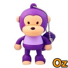 Big Mouth Monkey USB Stick, 32GB Paul Frank Quality Product USB Flash Drives