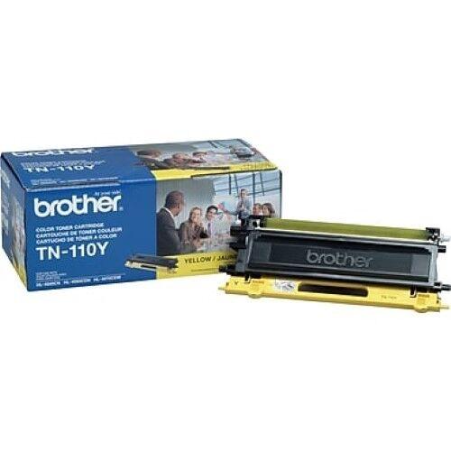 Brother TN110 Yellow Toner Cartridge (TN110Y)