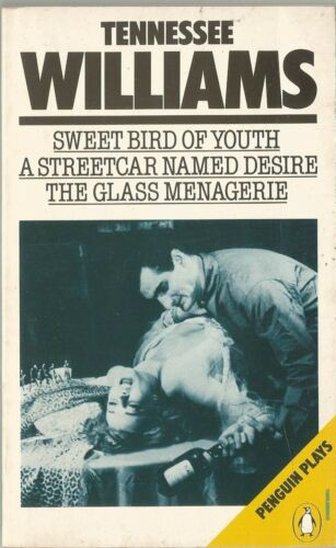 1 of 1 - Sweet Bird of Youth + Streetcar + Menagerie Tennessee Williams (Paperback, 1986)