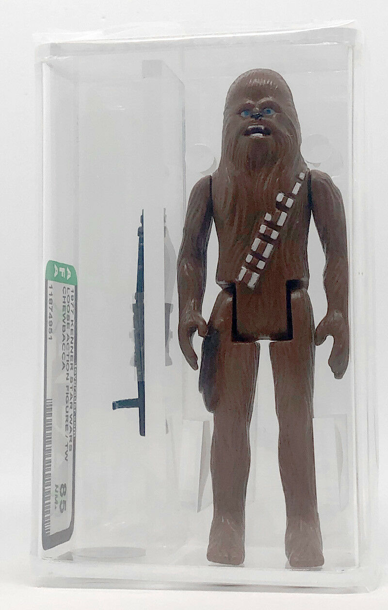 Kenner estrella guerras  Chewbacca TW AFA 85 loose  sport dello shopping online