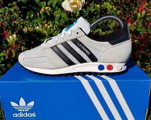 BNWB-y-genuino-entrenador-Adidas-Originals-la-OG-Retro-Entrenadores-UK-Size-4-5