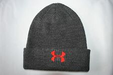 92ec81e714c item 2 New Under Armour UA Men s Knit Cuff Beanie Cap Hat Embroidery Japan  One Size -New Under Armour UA Men s Knit Cuff Beanie Cap Hat Embroidery  Japan One ...