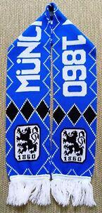 TSV-1860-Muenchen-Schal-scarf-bufanda-Fussball-Kaiserslautern-ultras-Nuernberg-cska