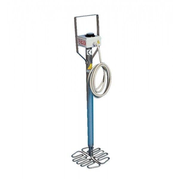 FONDIMIELE ELETTRICO A IMMERSIONE Ø cm 30 con termostato
